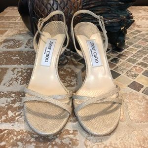 Jimmy Choo pre-owned Size 37 1/2